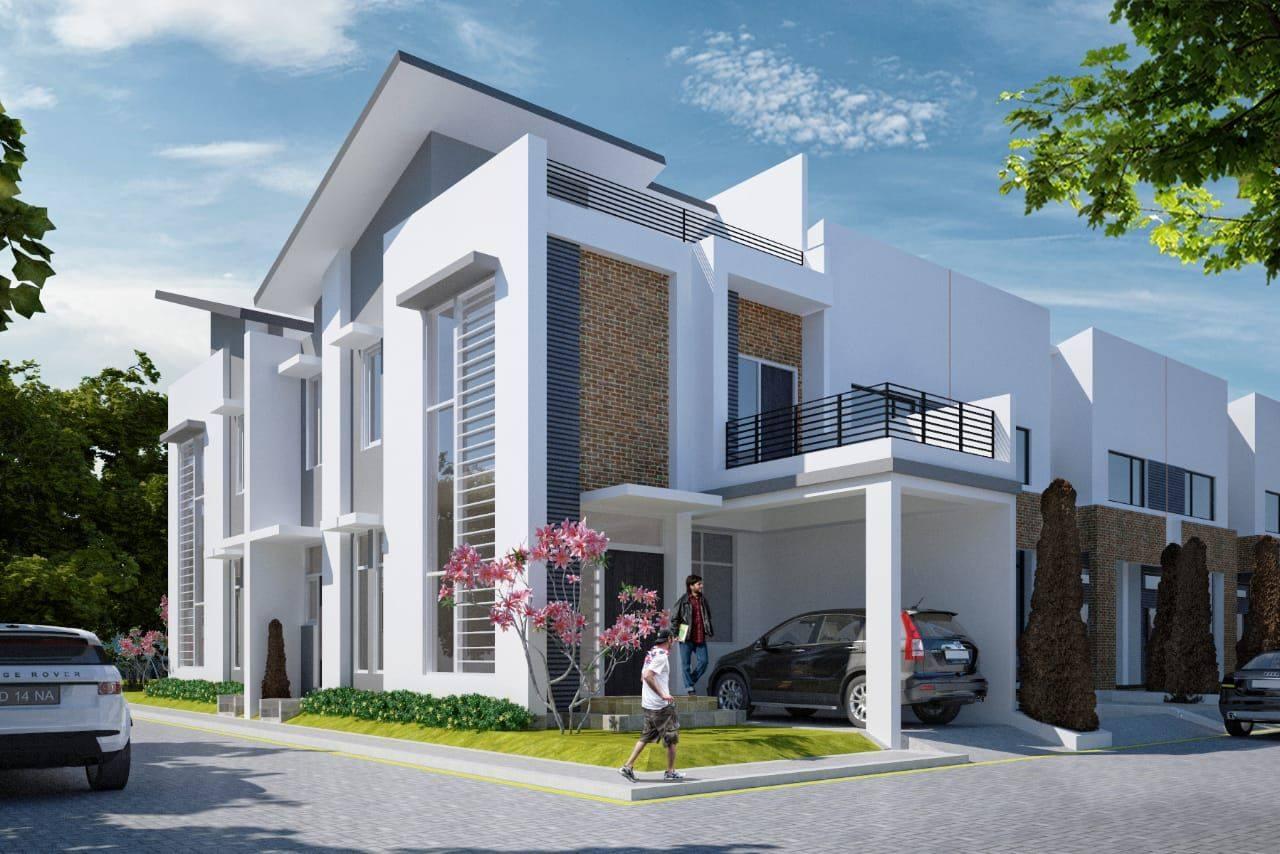 Grand Ciputat Residence - Rumah Tipe Amethyst